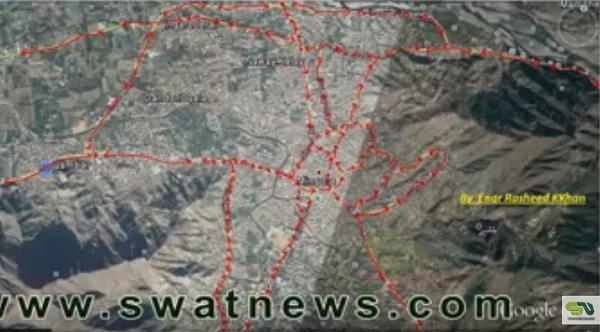 سوات کی تعمیر وترقی پر وزیراعلیٰ محمود خان کی توجہ مرکز
