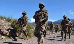 دیر میں پاک افغان سرحد پر فائرنگ، پاک فوج کے 3 جوان شہید