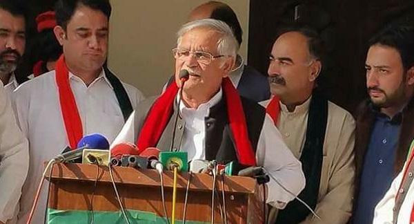 آنے والے عام الیکشن میں پاکستان تحریک انصاف ملک میں کلین سوئپ کریں گے ، انجینئر عمرفاروق