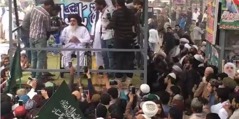 حکومت نے تحریک لبیک پاکستان پر پابندی لگانے کا فیصلہ