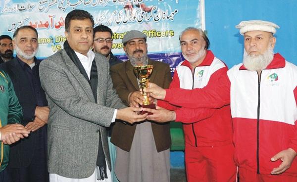 صوبائی حکومت کھیلوں کی فروغ میں خصوصی دلچسپی لے رہی ہے،ڈپٹی کمشنر سوات عامر افاق
