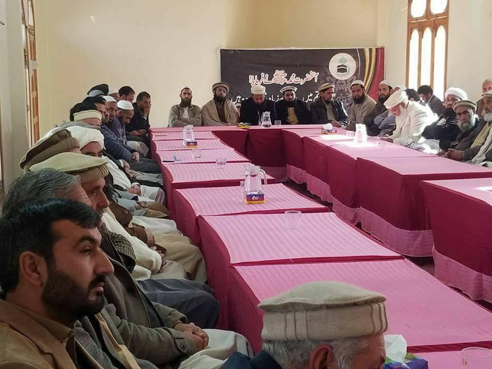 ایم ایم اے بحال ، سوات میں پی ٹی ائی سمیت دیگر سیاسی جماعتوں کو 440 وولٹ کے جھٹکے