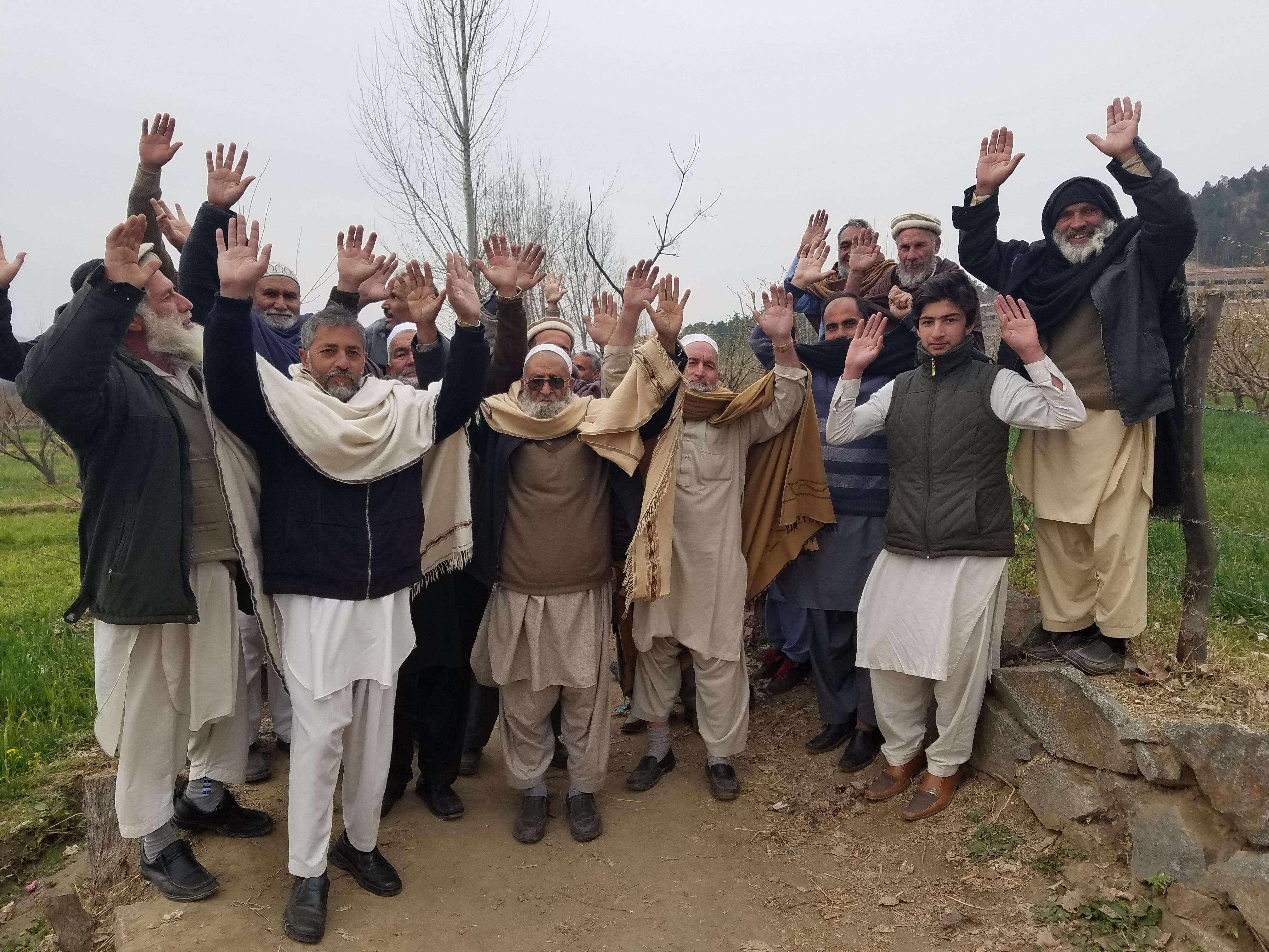 تحصیل کبل کے عوام کے ساتھ ایک بار پھر ظلم ، زمینیں ہائی وے نے لے لی ، اتوار کو احتجاج ہوگا