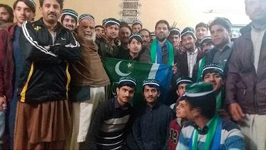 سیدوشریف میں درجنوں افراد جماعت اسلامی میں شامل ،سابق ایم پی اے محمد آمین پر مکمل اعتماد کا اظہار