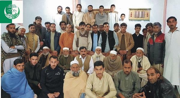تحریک اتحاد اتمان خیل مٹہ یونین کونسل خریڑی کا تنظیم نو مکمل ملک جاوید اقبال صدرمنتخب