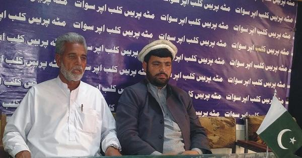 امن قائم ہو چکا، سوات کے عوام مزید دھوکے میں نہ ائیں، اعجاز خان