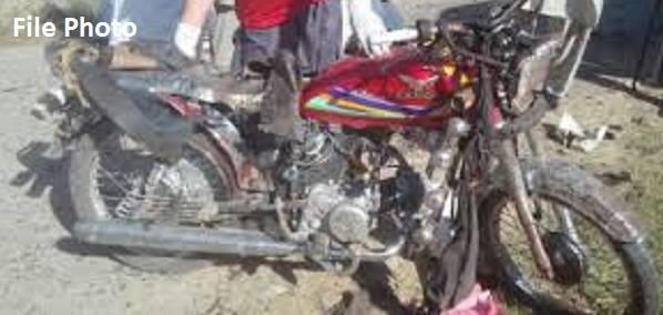 مٹہ،موٹر سائیکل حادثہ مین ایک شخص جاں بحق