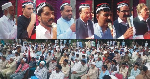 قومی وطن پارٹی کی بھی دبنگ انٹری، متعدد اہم امیدواروں کو شامل کردیا