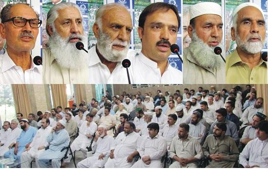 قومی نشست پر شہبازشریف کو جتوائیں گے، جمعیت علماء اسلام سوات کا اہم اعلان