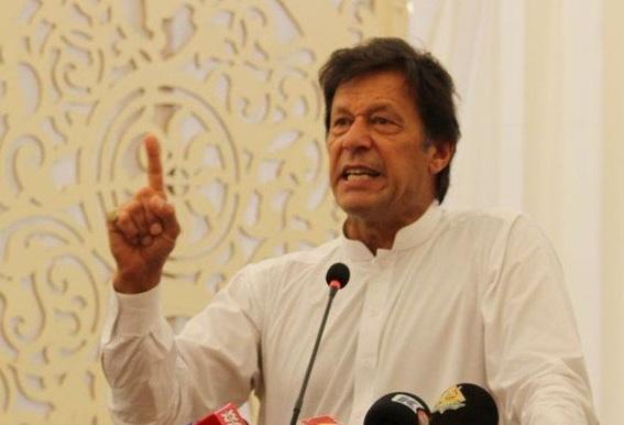 اینٹ کا جواب پتھر سے دینگے ، عمران خان نے مودی سرکار کو دھمکی دیدی