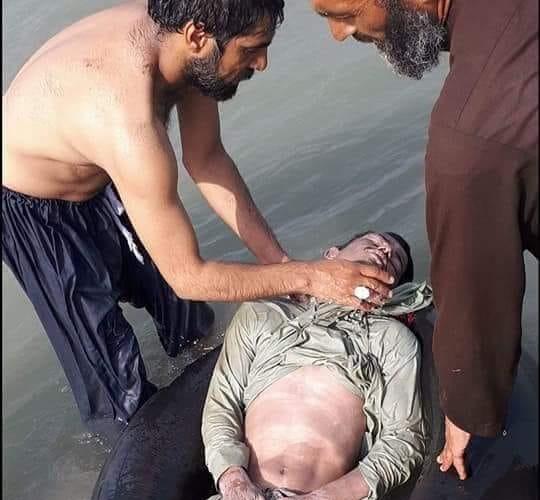 دریا سوات میں لاپتہ نوجوان کی لاش تین دن بعد مل گئی