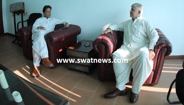 اللہ کے بعد عمران خان کا شکر گزار ہوں، نامزد وزیراعلیٰ خیبرپختونخوا
