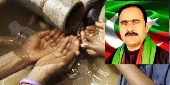 فضل حکیم خان کچھ توجہ اپنے حلقہ کے مسائل پر بھی دیں، بارامہ میں تین دن سے مکین پانی کیلئے ترسنے لگیں