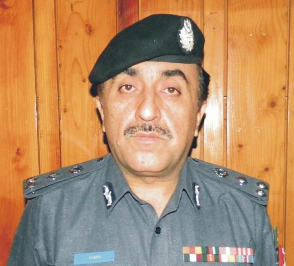 سیکورٹی پلان کامیاب رہا ، 4 دنوں میں سیاحوں کی ایک لاکھ 45ہزار گاڑیاں ملاکنڈ ڈویژن ائی ، ڈی ائی جی سعید خان