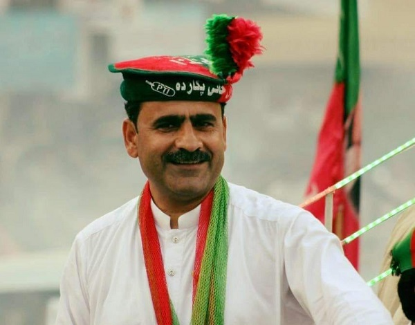 سعید خان اور محمد زیب تحریک انصاف کا حصہ نہیں رہے، فضل حکیم خان کا دبنگ اعلان