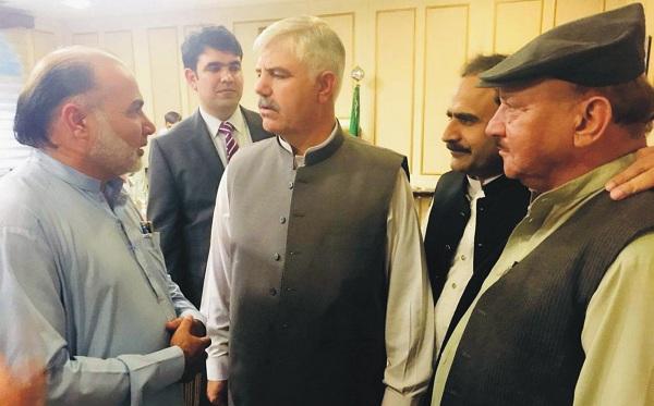 سوات کے صحافیوں کے مسائل سے بخوبی آگاہ ہوں، وزیر اعلیٰ محمود خان