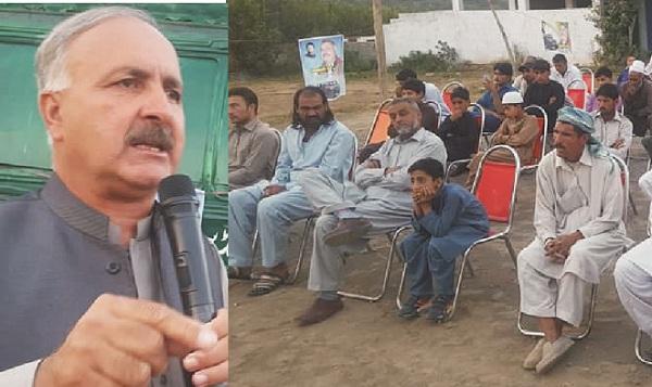 بیس سال تحریک انصاف کو دیئے ، فضل حکیم ضلعی صدارت کا اہل نہیں، سعید خان نے الزامات کے بوچھاڑ لگا دیئے