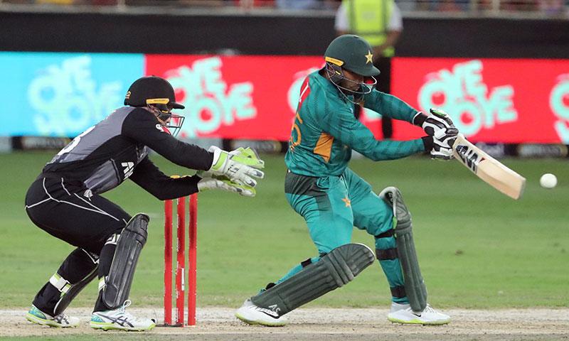 پاکستان اور نیوز ی لینڈ کے درمیان پہلا ون ڈے میچ کل کھیلا جائے گا