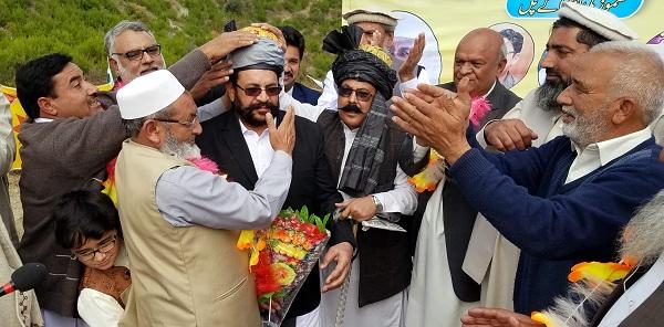سوات میں گجر قوم کا گرینڈ جرگہ ، حاجی رضا خان سردار قوم گجر ملاکنڈ ڈویژن مقرر