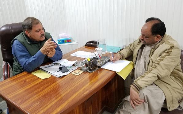 سوات کی ترقی اور خوشحالی پر کوئی سمجھوتہ نہیں کیا جائے گا ، احمد خان
