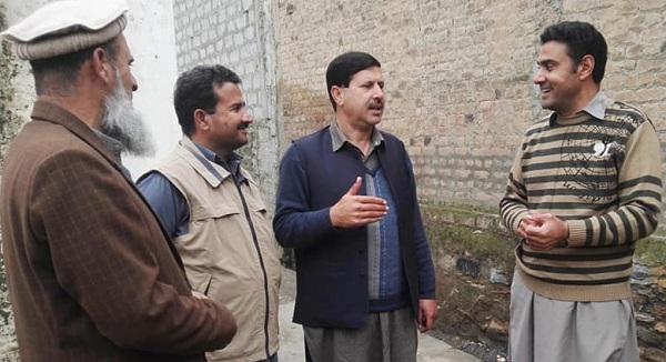 ڈاکٹر امجد کی کوششیں رنگ لے ائیں، بریکوٹ ، محلہ زمان خیل میں سوئی گیس کم پریشر کا مسئلہ حل ہوگیا