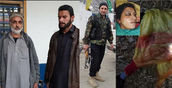 شاباش پولیس، خاتون کو قتل اور بوری میں بند کرنے والے ملازمین ڈرامائی انداز میں گرفتار
