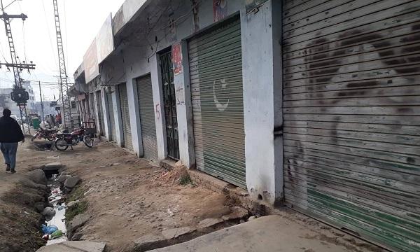 مینگورہ شہر سمیت ضلع سوات میں چوروں اور ڈاکووں کا منظم گروہ سرگرم، متعدد دکانوں کے تالے ٹوٹ گئے