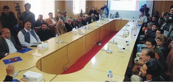 سوات بورڈ کو صوبے کے بڑے بورڈ کے صف میں کھڑ اکردیا ،پروفیسر تصبیح اللہ خان