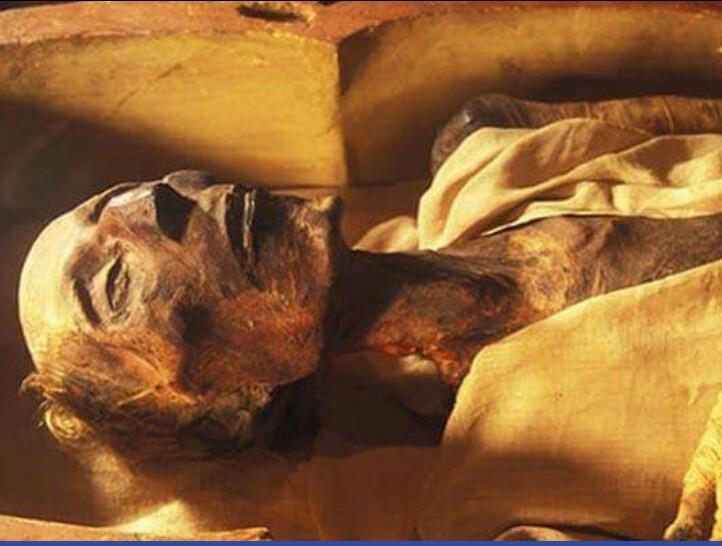 فرعون کی ممی کا باریک بینی سے معائنہ کرنے والا سائنسدان پکار اٹھا !اللہ سچا ہے قرآن سچا ہے اور اللہ کا نبی حضرت محمدؐ سچا ہے
