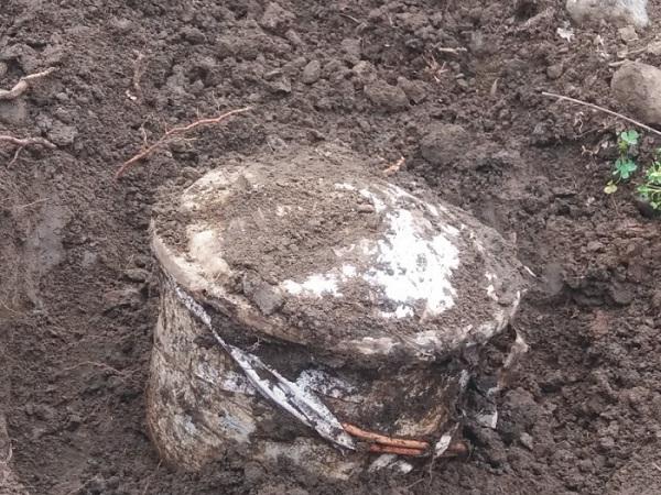 مٹہ ، کھیت سے پانچ کلو وزنی بم برامد، قریبی گھر خالی