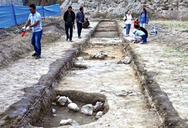 خانپور سے 17 سو قبل مسیح دور کے کھنڈرات سے بڑی تعداد میں پرانے نوادرات دریافت