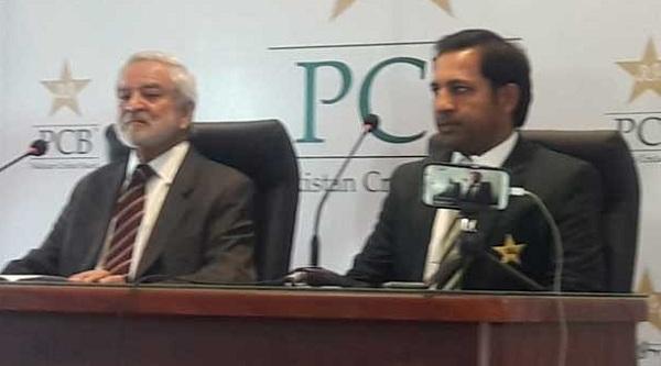 پاکستان کرکٹ بورڈ نے ورلڈ کپ کیلئے کپتان کا اعلان کردیا