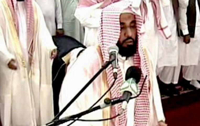 اسلام امن و امان سے رہنے کادرس دیتا ہے، اسلام اخوت و بھائی چارے کا نام ہے۔امامِ کعبہ کا فیصل مسجد میں خطاب