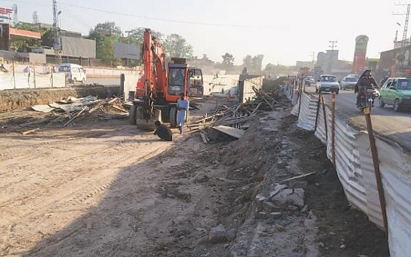 بی ار ٹی پشاور منصوبہ ، ایک اور بڑا نقص سامنے آگیا، منصوبے کا انسپکشن شروع