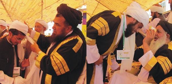 پاکستان کی میڈیا اس عظیم اجتماعت کو بڑا کوریج دیکر دنیا کو بتا دیں کہ پاکستان میں اسلام دن بہ دن ترقی کررہا ہے،مولانا محمد عزیز الرحمان