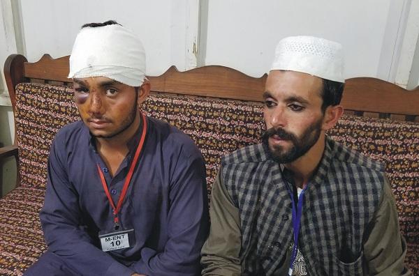 مینگورہ میں غریب گھرانے کے واحد کفیل پر وحشیانہ تشدد، 5افراد نے محمدعباس کومارمارکر لہولہان کردیا