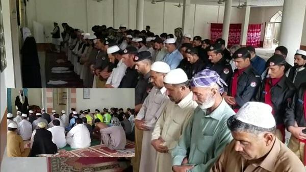 ملک بھر میں آج عید الاضحیٰ مذہبی جوش و جذبے کے ساتھ منائی جارہی ہے