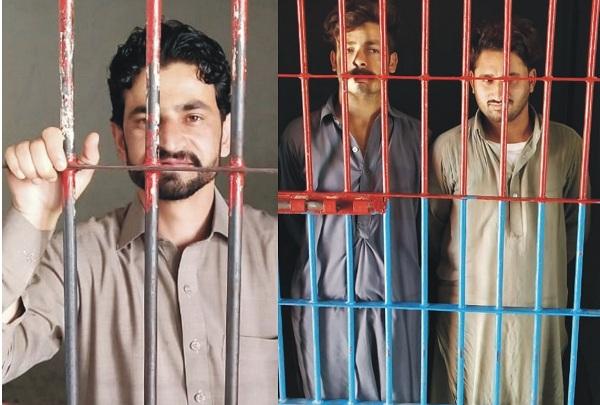 مٹہ میں دن دیہاڑے چوریاں کرنے والا گروہ گرفتار، سونا اور دیگر سامان برامد
