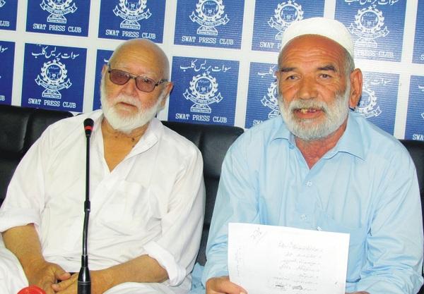 ضلعی انتظامیہ اوڈیگرام سبزی منڈی میں ازسر نو قرعہ اندازی کریں، غلام حبیب