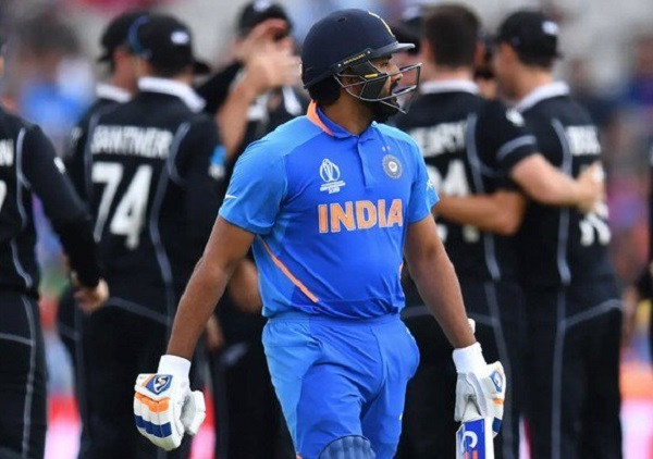 نیوزی لینڈ سنسنی خیز مقابلے کے بعد بھارت کو ہراکر کرکٹ ورلڈ کپ 2019 کے فائنل میں پہنچ گیا