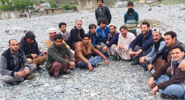پاکستان تحریک انصاف اپر سوات کے کارکنوں نے ڈیڈک چیئرمین شپ کیلئے تحریک کااغاز کردیا