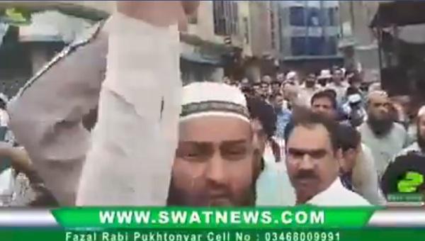 سبزی منڈی کے تاجروں اور ریڑھی بانوں کا دوسرے روز بھی احتجاج، شاہدہ جی ٹی روڈ بند