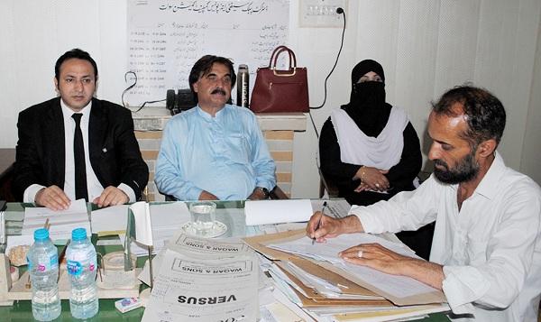 سیفٹی کمیشن کی کالام میں شہید کانسٹیبل افسر علی کے فیصلہ پر عمل یقینی بنانے کی ہدایت