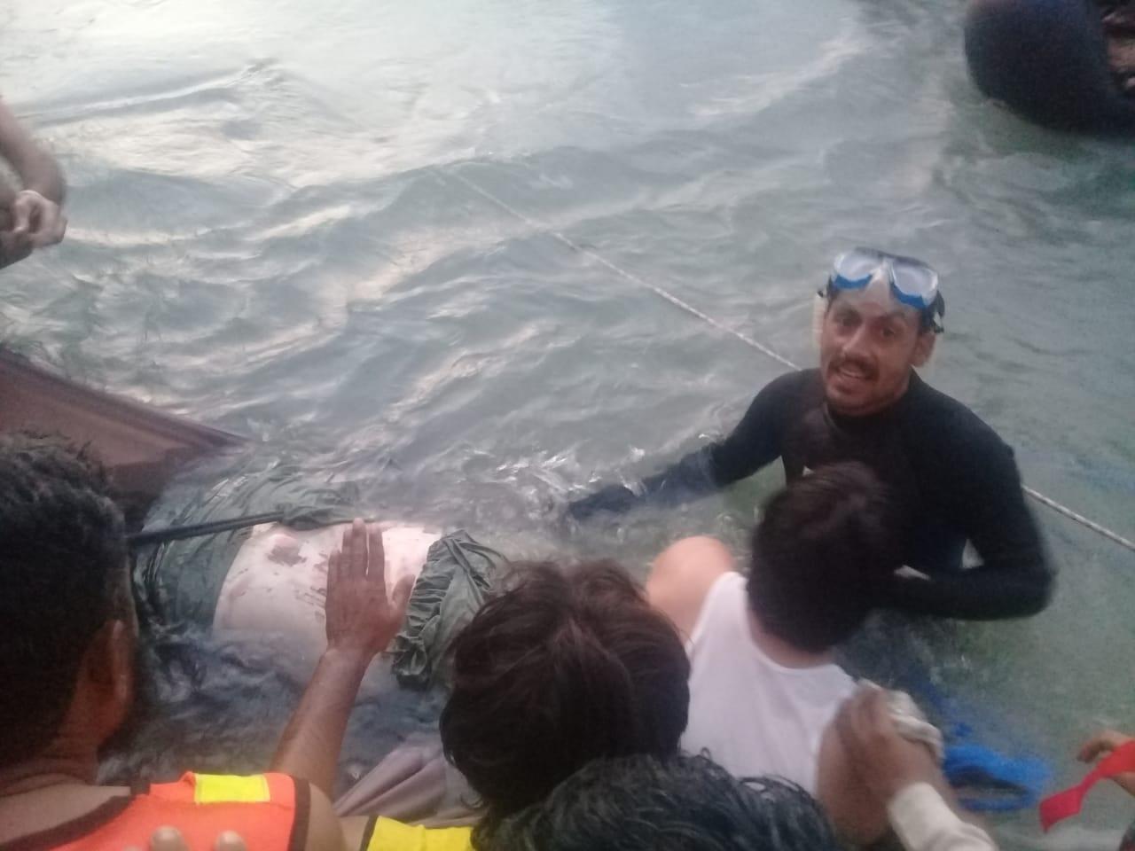 دریاء سوات میں لاپتہ مزدور کی لاش چھ دن بعد مل گئی ، اپریشن ختم