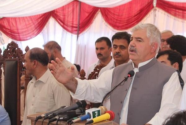عزت ما آب جناب محمود خان وزیراعلی خیبر پختونخوا کو سوشل میڈیا پر خط ارسال