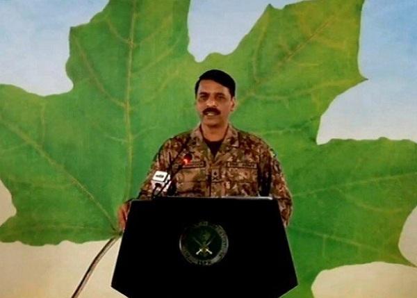 شمیر پر ڈیل ہماری لاشوں سے گزر کر ہوگی،ترجمان پاک فوج میجر جنرل آصف غفور