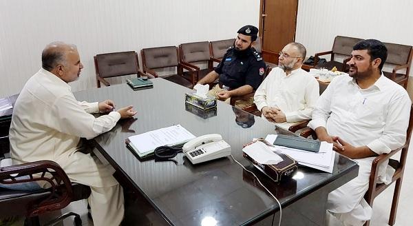 سوات میں 50 ہزار نئے پودے لگائے ، ٹمبر مافیاں کیخلاف کارروائی کرینگے، محمد رئیس خان