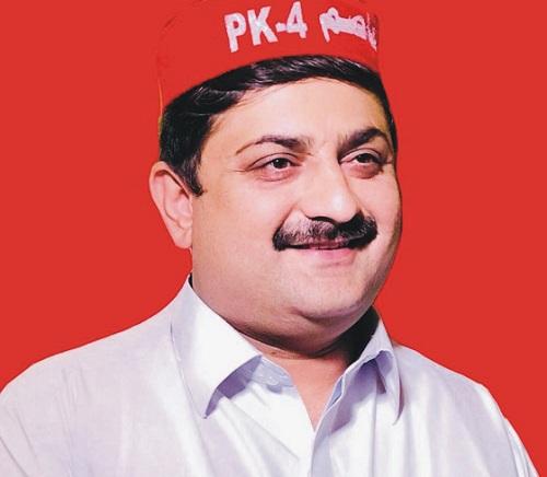اے این پی کے سابقہ امیدوار صوبائی اسمبلی و نوجوان سیاسی رہنماء عاصم خان صوبائی ورکنگ کمیٹی کے رکن منتخب