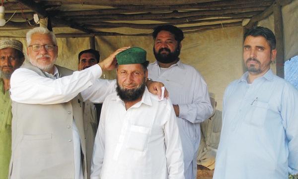 یونین کونسل اسلام پور میں عوامی نیشنل پارٹی کو دھچکا، سینکڑو ں افرادنے پارٹی کو خیرباد کہہ دیا