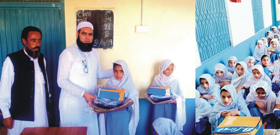 صوبائی حکومت شرح خواندگی بڑھانے کیلئے سکولوں میں مفت کتابیں دے رہی ہیں، ڈاکٹر امجد